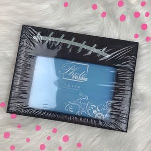 NWT 4x6 Football Picture Frame